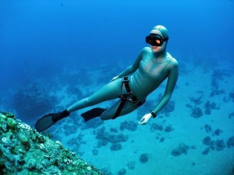 New Material Will Allow Divers To Breathe Underwater Without Tanks | #Science and #Tech | Love | Scoop.it