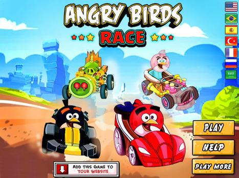 Angry Birds Race | Racing Games | Adventures Games | Avatar Games | Scoop.it