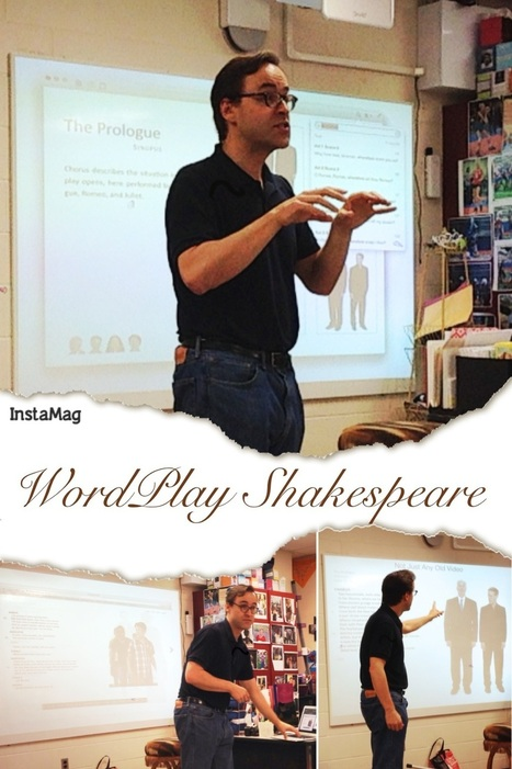 Half the Page is a Stage … in a WordPlay iBook | iPad Lessons | Scoop.it