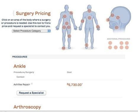 Revealing a Health Care Secret: The Price | Healthcare Consumerism | Scoop.it