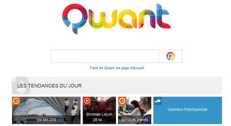 Contre Google, Qwant reçoit le renfort d'un géant allemand de la presse   François MAGNAN  Formateur Consultant   Scoop.it