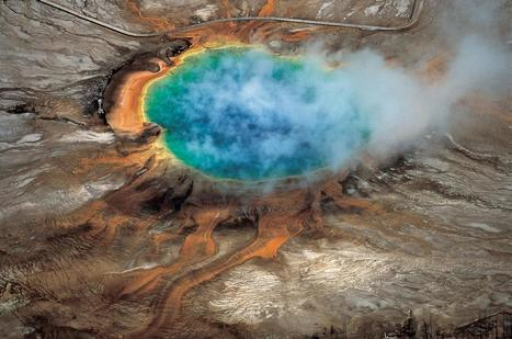 Scientists see deeper Yellowstone magma | Mineralogy, Geochemistry, Mineral Surfaces & Nanogeoscience | Scoop.it