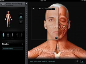 The Virtual Human Body App | Integrating the Use of iPad in the Educational Scenario | Scoop.it