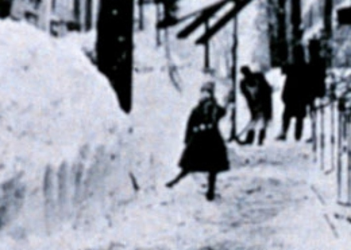 How the Great Blizzard of 1888 Killed the Petticoat | Herstory | Scoop.it