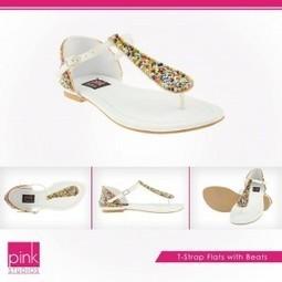Pink Studio Eid Footwear Collection 2015 for Girls | newteenstyle | Scoop.it
