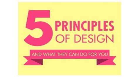 5 basic principles of graphic design | Webdesign | Scoop.it
