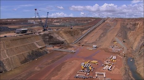 BBC News - Hardtalk - Australian resources key to booming China | Pollutions minières | Scoop.it