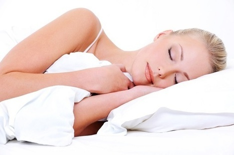 Lo hay que hacer (y lo que no) para dormir bien | Educacion, ecologia y TIC | Scoop.it
