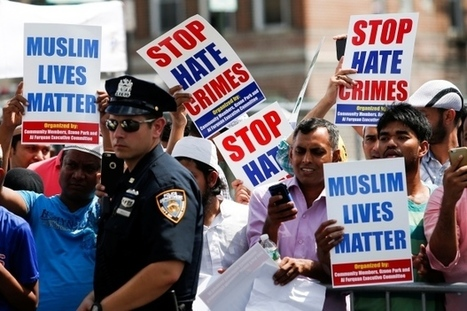 Muslims in U.S. fear 'atmosphere of hate' as anti-Islamic incidents spike | Criminology, Law and Justice | Scoop.it
