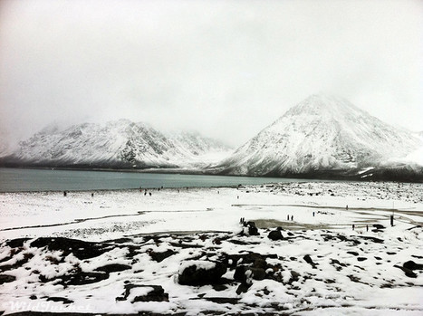 Landscapes of the Arctic: Glaciers, Ice Fields and Pointed Peaks | Interesting Photography | Scoop.it