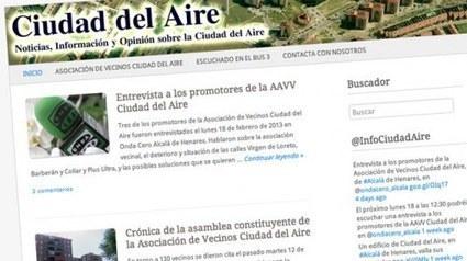 Ciudad del Aire, un proyecto de periodismo vecinal | Periodismo Ciudadano | Periodismo Ciudadano | Scoop.it