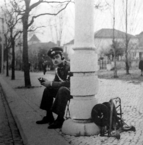Lisboa: controlo de velocidade nos anos 40-50 | Bolso Digital | Scoop.it