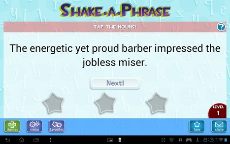 Common Core Connections: Shake-a-Phrase | English Language Learners (K-12) | Scoop.it