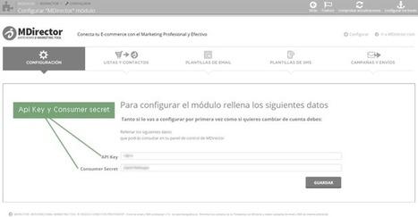 MDirector, envío de emailings para Prestashop, Magento y Wordpress - Consultor ecommerce | eCommerce & around | Scoop.it