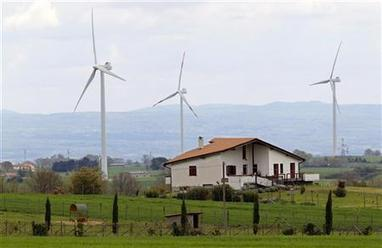 World Environment News - EU wind capacity hits 100 gigawatt mark: industry - Planet Ark | Sustain Our Earth | Scoop.it