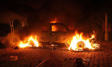 US files charges against suspect in Benghazi consulate attack | Upsetment | Scoop.it