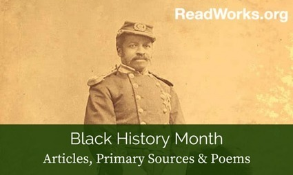 ReadWorks.org | Black History Month 2015 | 21 century Learning Commons | Scoop.it