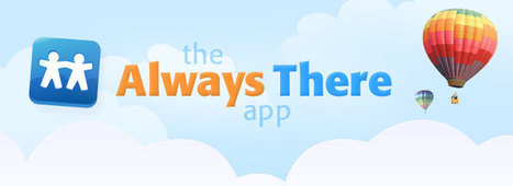 Always There app | Kids Help Phone | I Feel Broken Today  -Sue Marshall | Scoop.it