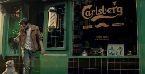 Quand Carlsberg se lance dans la coiffure | Hygiène Plus | Scoop.it