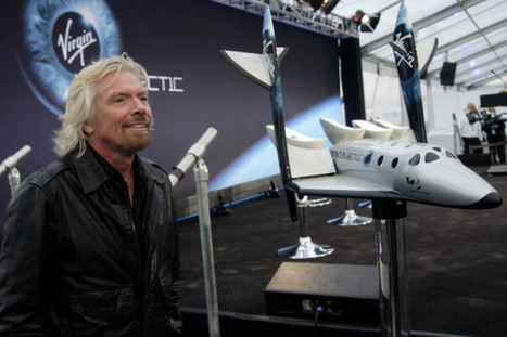 'Today' Show to Air Richard Branson's First Commercial Space Flight Live - TheWrap | commercial space travel | Scoop.it