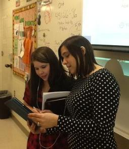 MANCHESTER: Teacher discusses impacts of iPads in classroom - Heritage Newspapers | dagu | Scoop.it