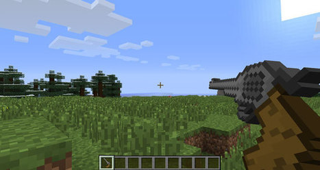 Cowboys Don't Use Swords Resource Pack for Minecraft 1.6.2/1.6.1 | Minecraft Resourcepacks | Scoop.it