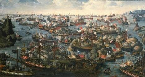 La battaglia di Lepanto | AulaWeb Storia | Scoop.it