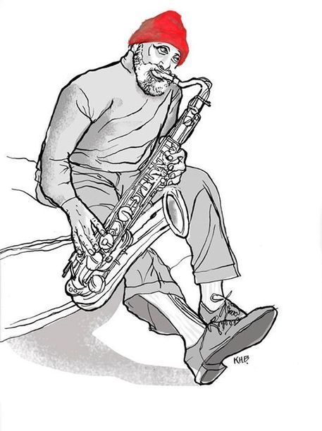 Sonny Rollins – Salvador | Jazz and Draw | Jazz Plus | Scoop.it