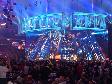 WWE fans get ready for WrestleMania!   Lodging, Hotels & Travel   Scoop.it