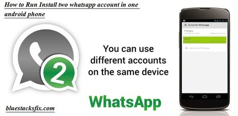 How To Install Run Dual Two Whatsapp Account In One Android Phone Full Guide - Bluestacks Tutorials | How to get likes on facebook fan pages quickly | Scoop.it