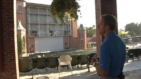 Faces of Kansas City: Man's attention to detail helps Starlight Theatre run smoothly | KCTV | OffStage | Scoop.it