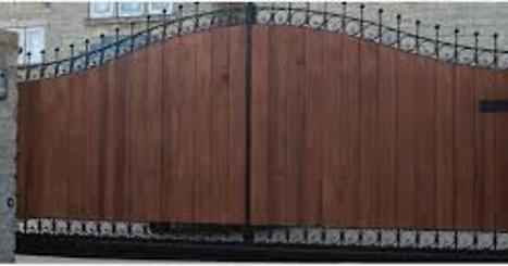 Residential Gates | Gate Installation | Gates in Melbourne | Garage Door Repairs | Scoop.it