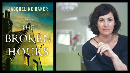 Jacqueline Baker: How I wrote The Broken Hours | Canadian literature | Scoop.it