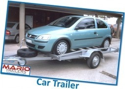 What You Must Consider While Buying a Car Trailer | Types of Trailers | Scoop.it