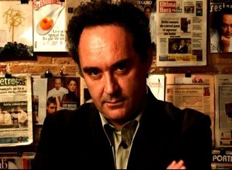 Sis consells de Ferran Adrià per a emprenedors ~ Cowork, el primer ... | cowork salut | Scoop.it
