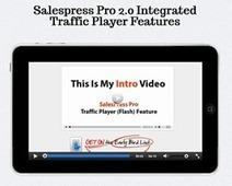 SalesPress Pro 2.0 Premium Wordpress Theme Integrated Traffic Player ... - PR Web (press release) | WordPress Themes | Scoop.it