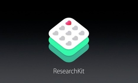 Thousands of people sign up for ResearchKit medical studies | Apple in Business | Scoop.it