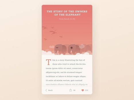 The Different Styles of Card Design Layout | elearning stuff | Scoop.it