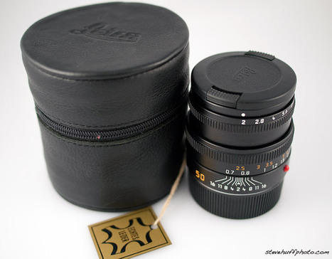 The Leica 50 Summicron Lens Review | Fotografía | Scoop.it