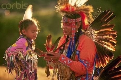 Native American Fathers Through The Years   Biidaajimowin Baakiiginigan   Scoop.it