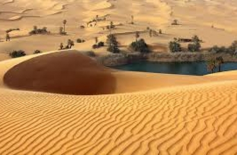 Egyptian Deserts & Oases | BEST TOUR GUIDE IN EGYPT | Scoop.it