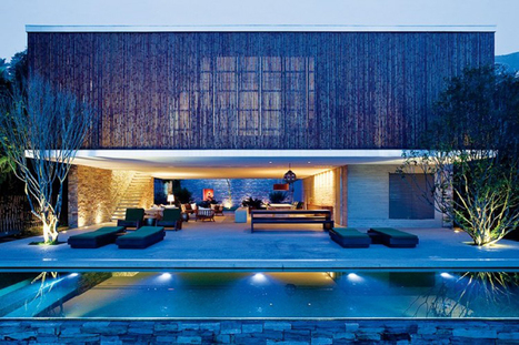 Exquisite Home in Ilhabela, Brazil   Design Love   Scoop.it