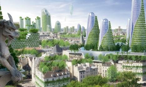 Voilà comment la ville devient intelligente | La Ville , demain ? | Scoop.it