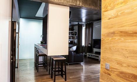 "Почти ""лофт"" апартамент срещу индустиалното | Do u like interior design? | Scoop.it"