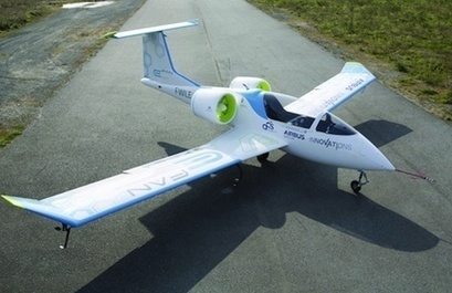 Quiet revolution: bringing electric planes to market | In-depth | The Engineer | Innovation watch | Scoop.it