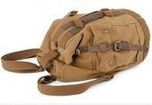 canvas bucket rucksack unisex | personalized canvas messenger bags and backpack | Scoop.it