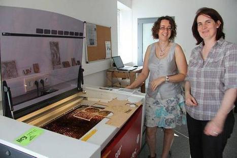 La Roche-sur-Yon. Emmanuelle Roux crée l'usine des possibles pour des artisans 2.0 | Ouest France Entreprises | Changer la donne | Scoop.it