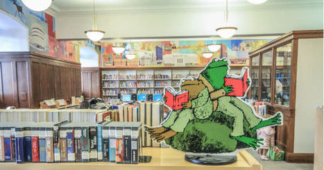 Librarians Choose the Best Teachers in Children's Literature | Books | Scoop.it