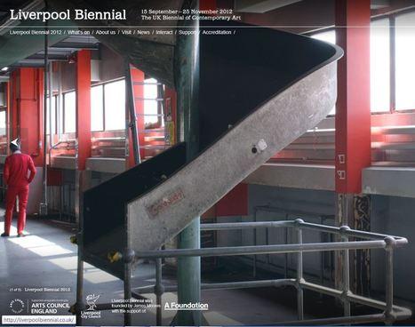 Liverpool Biennial - International Festival of Contemporary Art | My Contemporary Art | Scoop.it