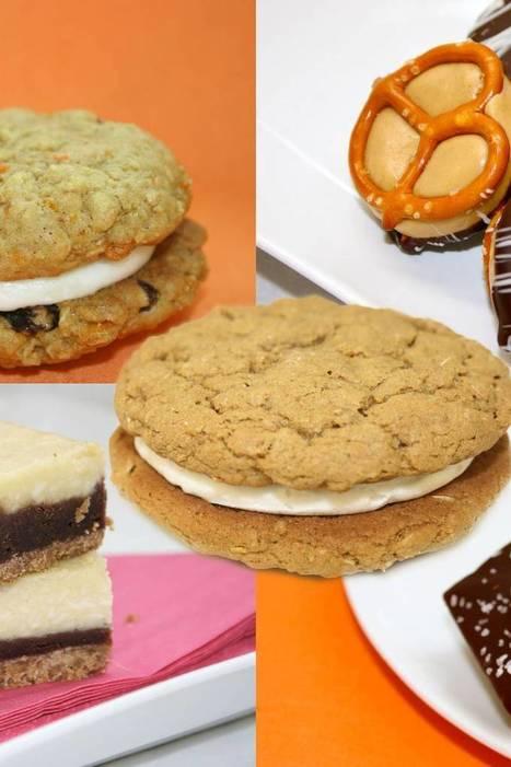 High-End Baking: Meet the Queen of Munchies   Food   Scoop.it
